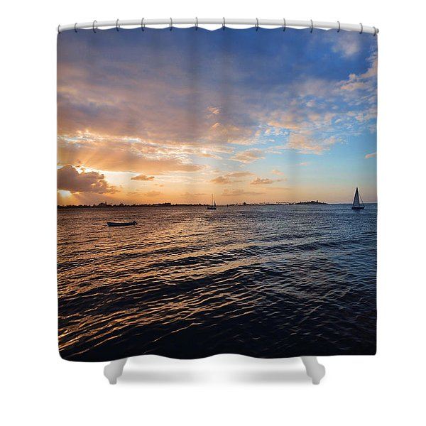 Semblance 3769 Shower Curtain