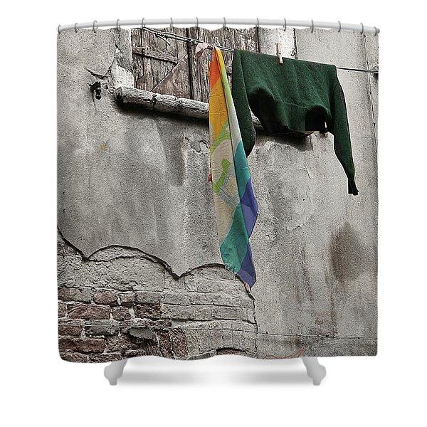 Semplicita - Venice Shower Curtain