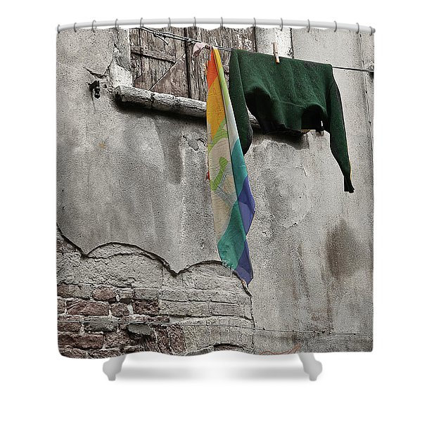 Semplicita - Venice Shower Curtain
