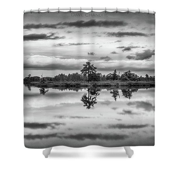 Seney Shower Curtain