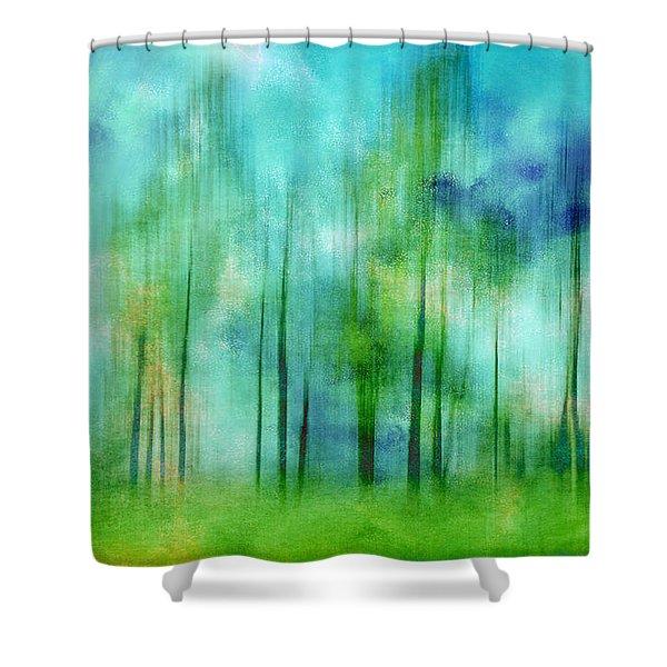 Sense Of Summer Shower Curtain