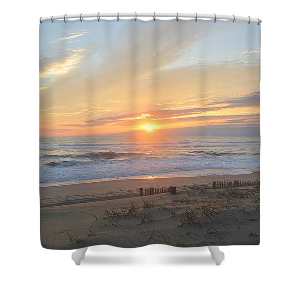 September Sunrise  30 Shower Curtain
