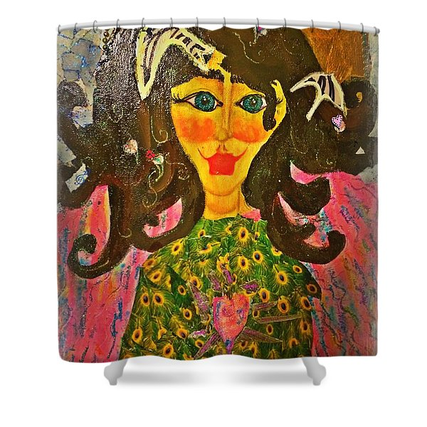 Seraphina Shower Curtain