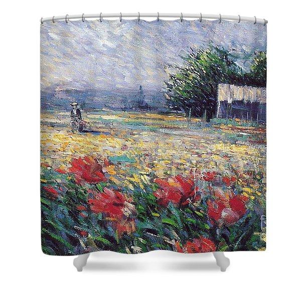 Serenety Shower Curtain