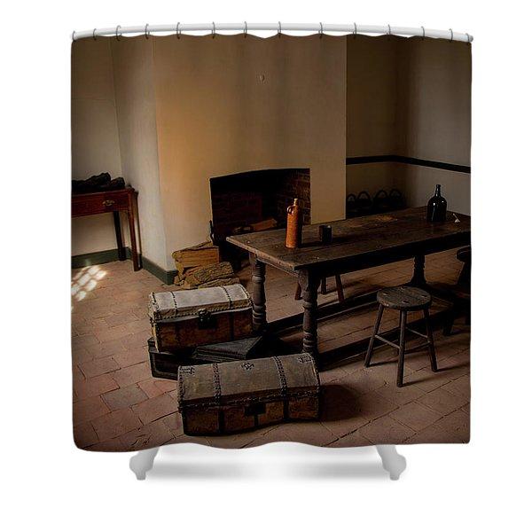 Servant's Hall Shower Curtain