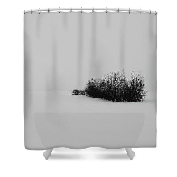 Seventies  Shower Curtain