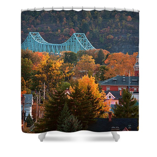 Sewickley 6 Shower Curtain