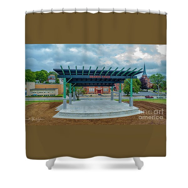 Shaboo Stage  Shower Curtain