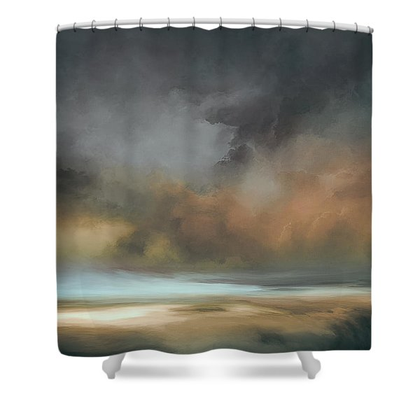 Shades Of Twilight Shower Curtain