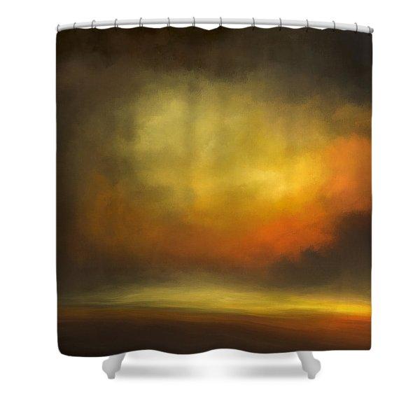 Shadowlands Shower Curtain