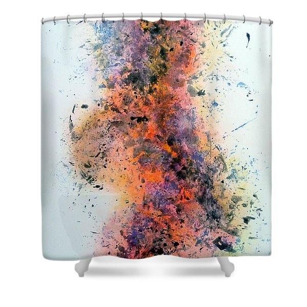 Shake It Off - Art By Jim Whalen Shower Curtain