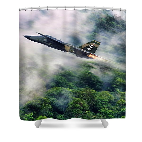 Shake Rattle And Roll 2 Shower Curtain