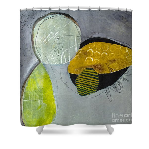 Shapes And Color 1 Shower Curtain