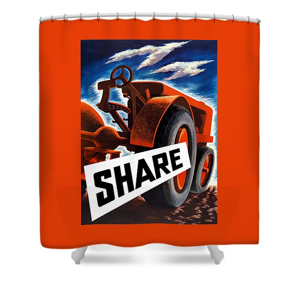 Share  Shower Curtain