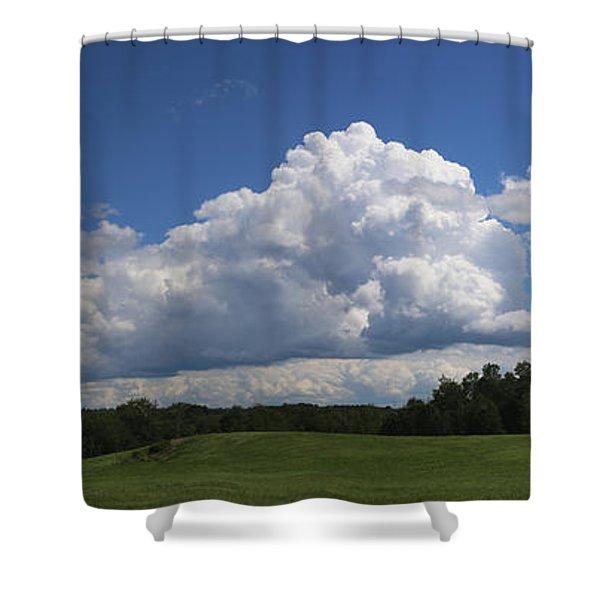 Shawmut Sky Shower Curtain