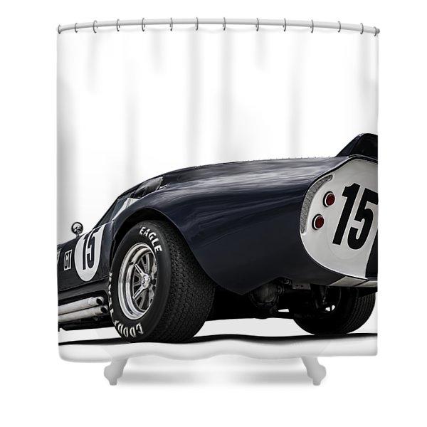 Shelby Daytona Shower Curtain
