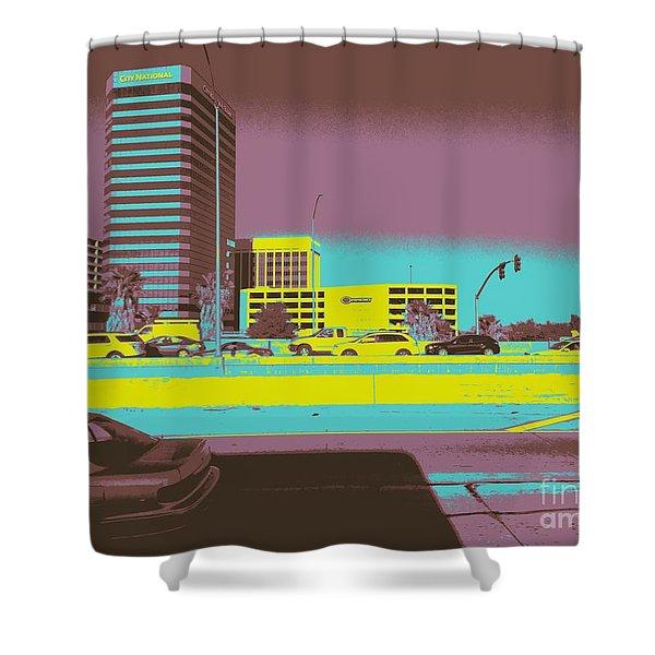 Sherman Oaks Shower Curtain