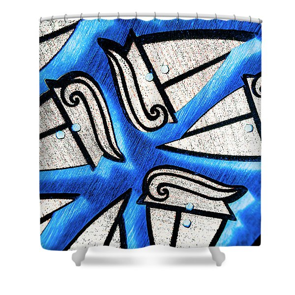 Ship Shape Sails Shower Curtain