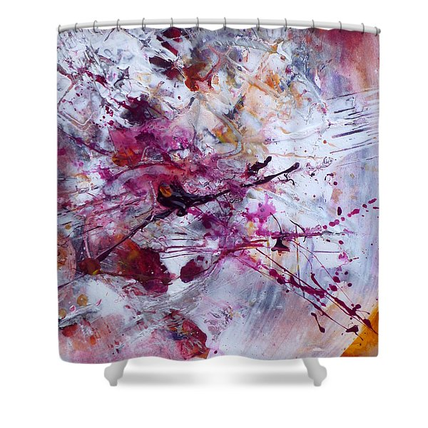 Shooting Star Shower Curtain