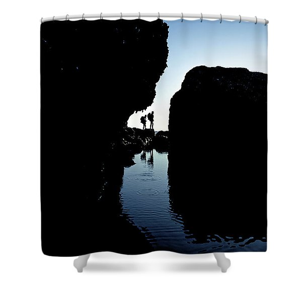 Shore Patrol Shower Curtain