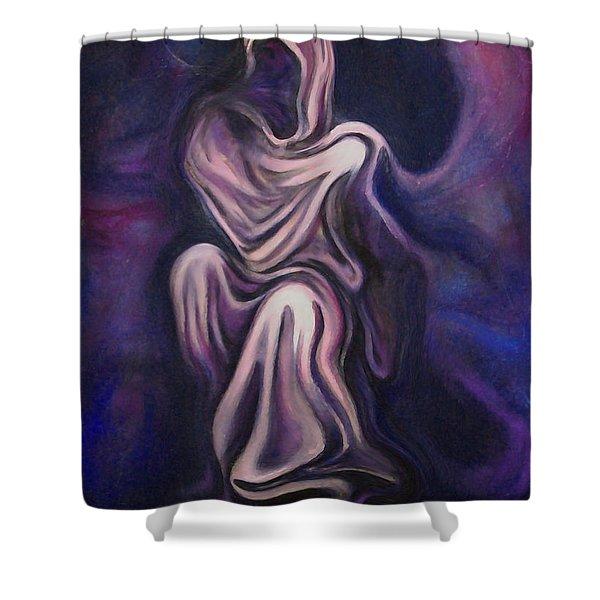Shroud Shower Curtain