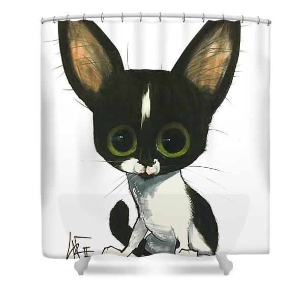Signoriello 2217-1 Shower Curtain