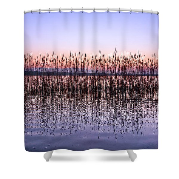Silent Noise Shower Curtain