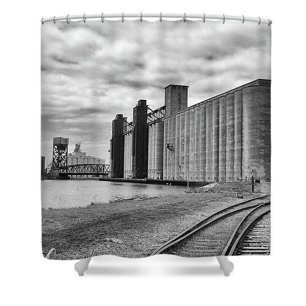 Silos 15220 Shower Curtain