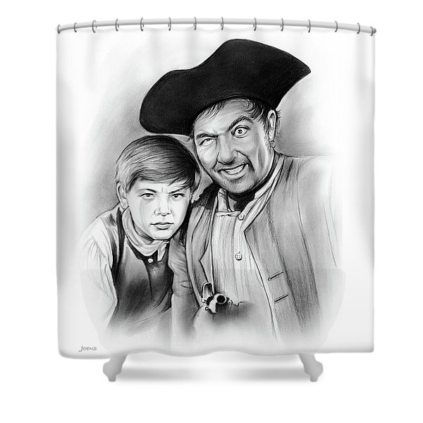 Silver And Hawkins Shower Curtain