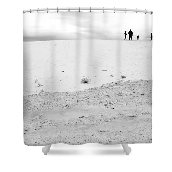 Simplicity Shower Curtain