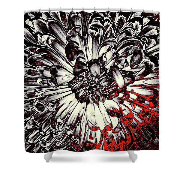 Sin City Shower Curtain