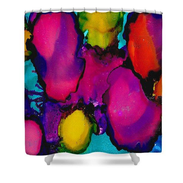 Sing Of Joy Shower Curtain