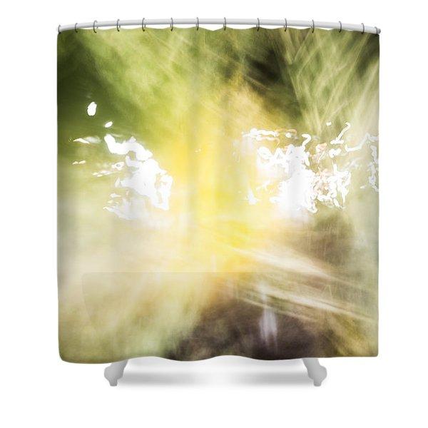 Singing Patterns Shower Curtain