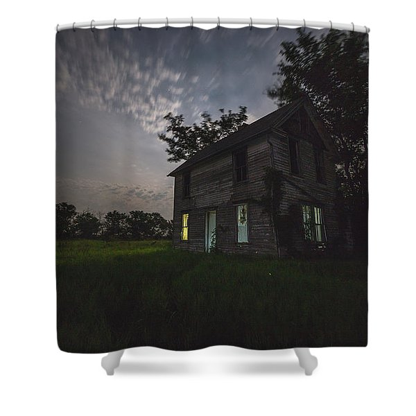 Sinister Ill Shower Curtain