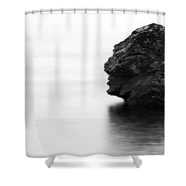 Sirenes Shower Curtain