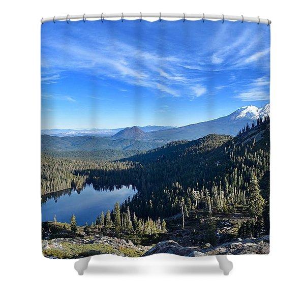 Siskiyou Beauty Shower Curtain