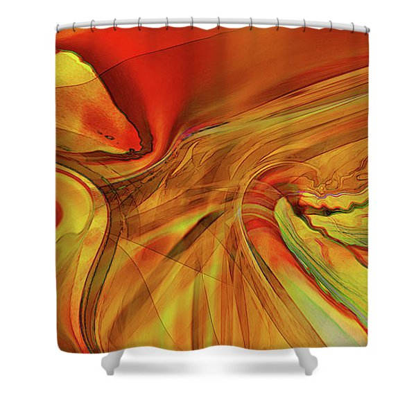 Sister Bengal Shower Curtain