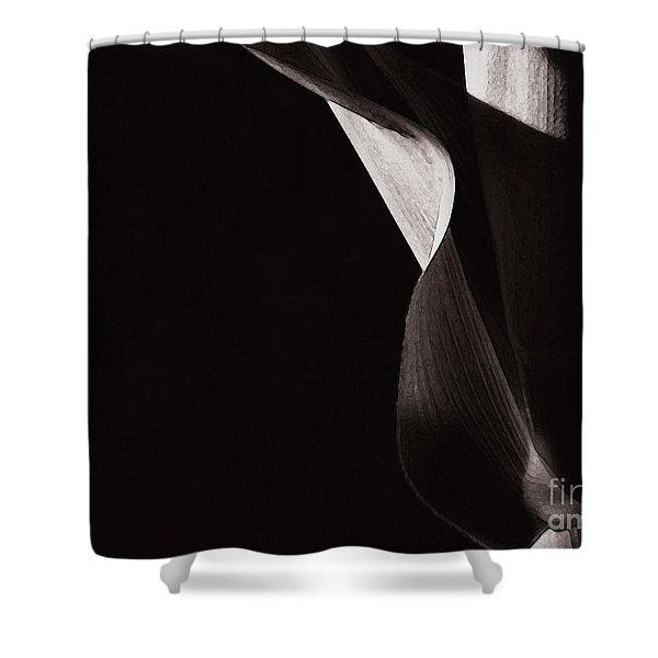 Sister Corn Shower Curtain