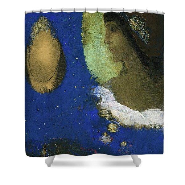 Sita Shower Curtain