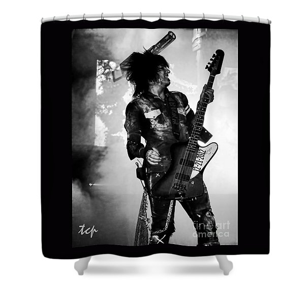 Sixx Shower Curtain