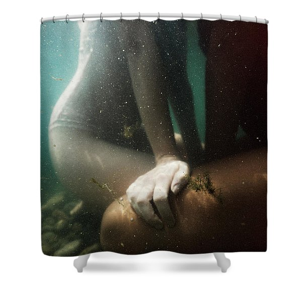 Skin Touch Shower Curtain