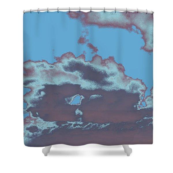 Sky #5 Shower Curtain
