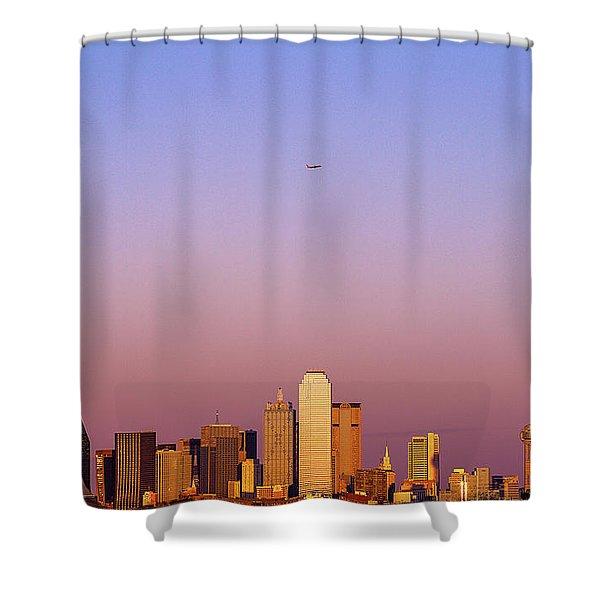 Skyline Shower Curtain