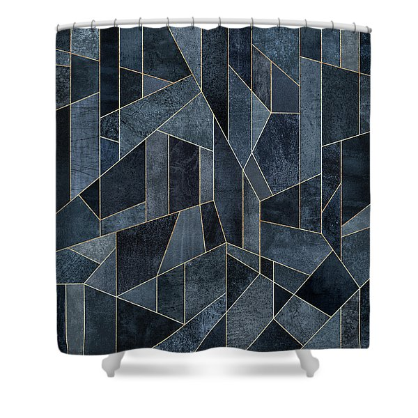 Skyscraper 1 Shower Curtain