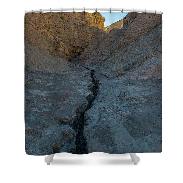 Slot Canyon Within Slot Canyon Shower Curtain
