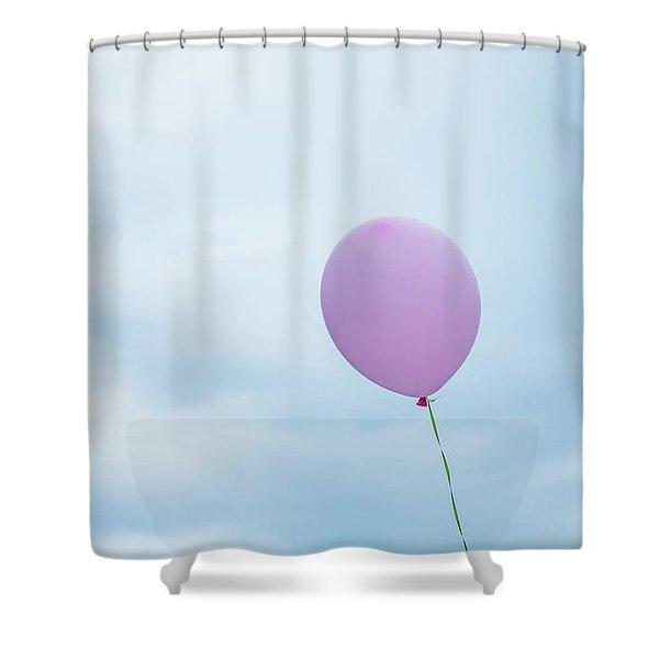 So High Shower Curtain