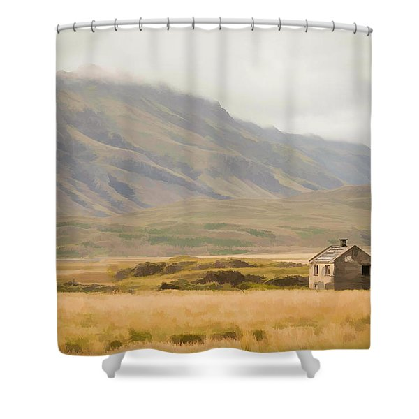 So Lonely Shower Curtain