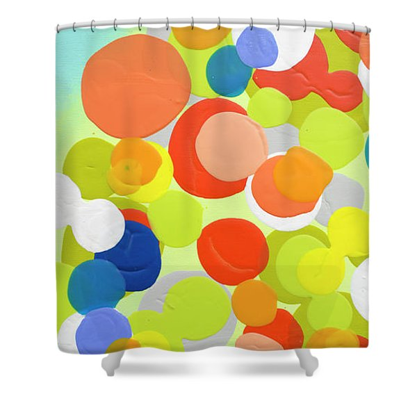 So Much Shower Curtain