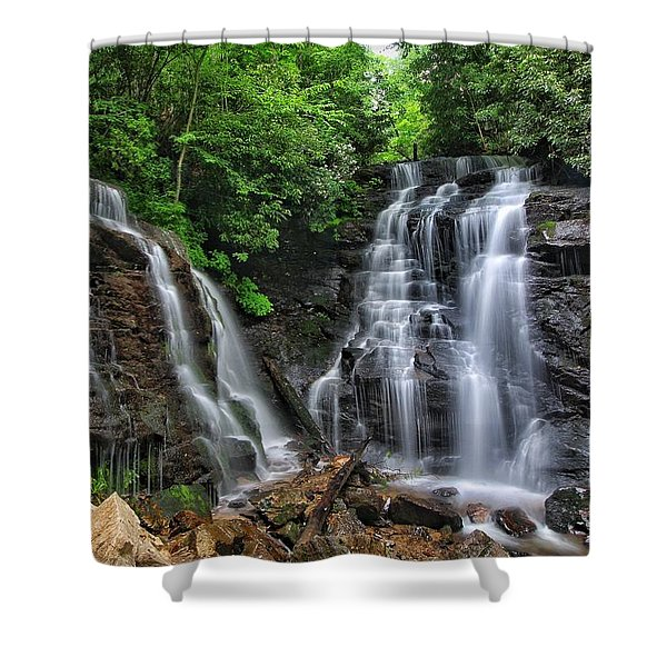 Soco Falls Shower Curtain