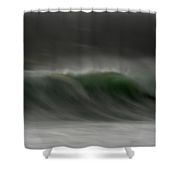 Soft Curl Shower Curtain